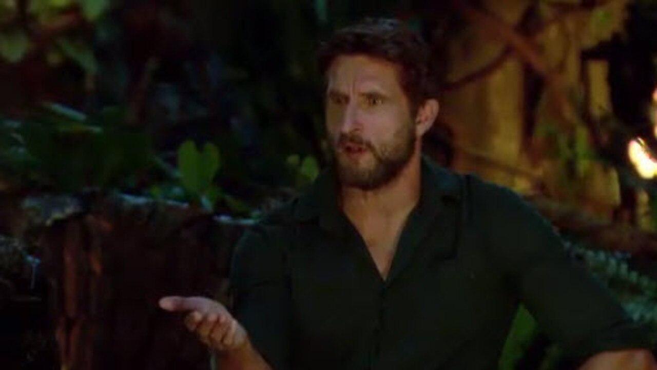 Australian Survivor host Jonathan LaPaglia.