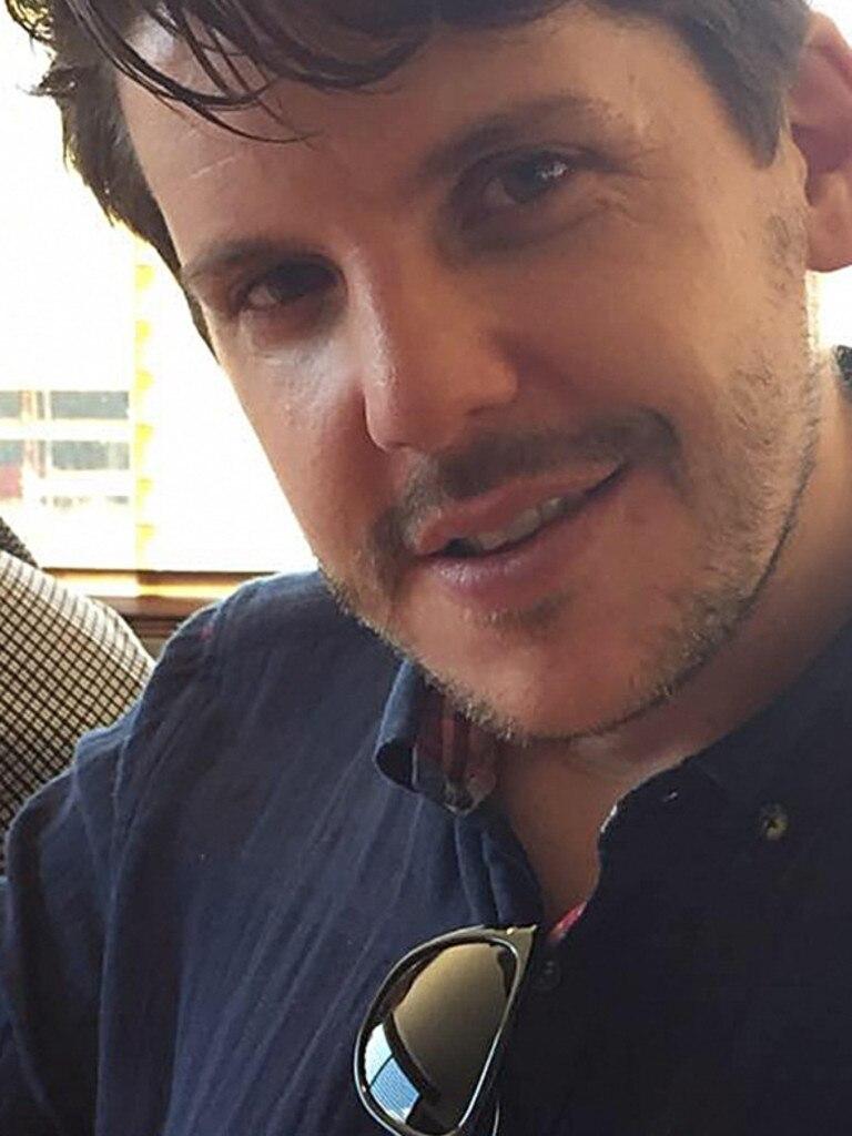 Luke Dorsett, 35.