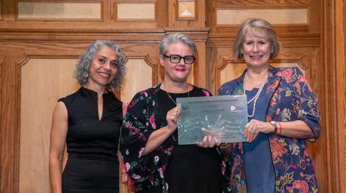 SCU awarded for boosting gender diversity in science