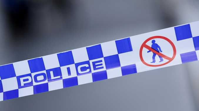 Criminal at large after highway servo armed hold up