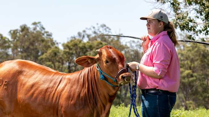 Sibling duo ready to start showing season on the right hoof