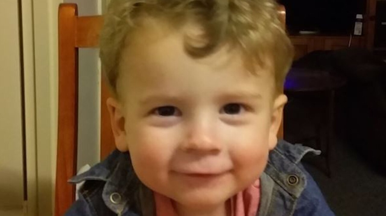 wo-year-old Connor Horan died in August, 2018 from multiple head and internal injuries, police allege.