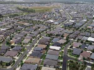 Suburbs where populations will explode