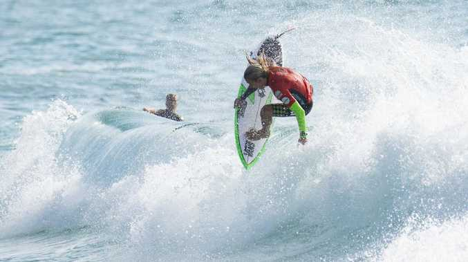 Kyuss set to stick to his game plan at WQS