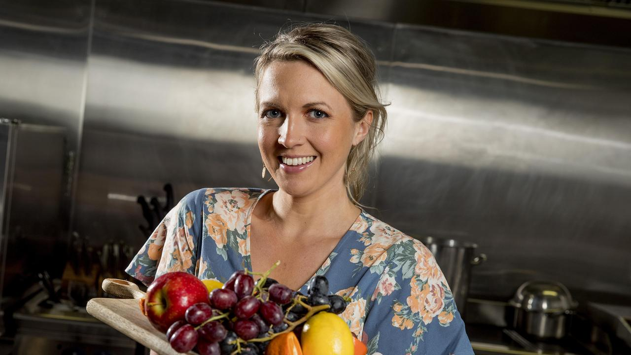 Former MasterChef contestant Georgia Barnes is running a cooking masterclass at Lismore's Eat the Street. Picture: Jerad Williams