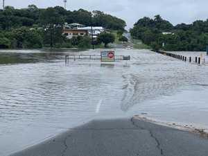 GALLERY: Big wet arrives in full force across Mackay
