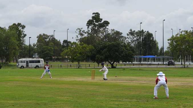 Biloela's youth battles region's best