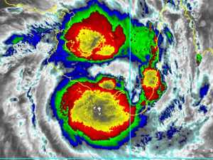 Cyclone just 80km from Australia