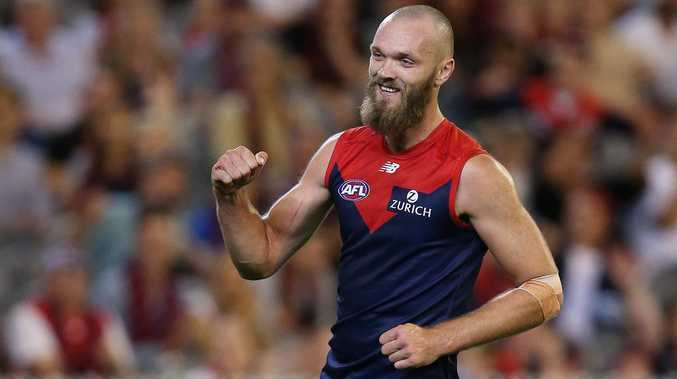 Gawn officially named new Demons skipper