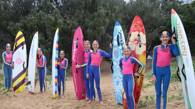 PHOTOS: Nippers' class shines through at Club Champs