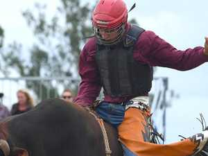 26 action packed photos from Gympie's Bull n Bronc