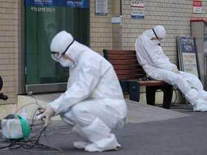 Virus spreading rapidly in Europe