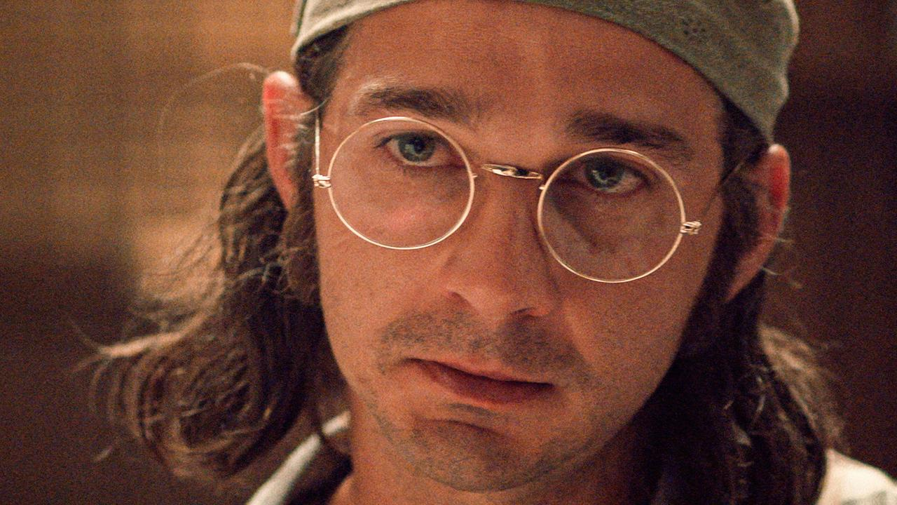 Shia LaBeouf wrote the script for Honey Boy while in rehab.