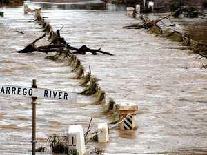 Urgent flood warning issued for Charleville