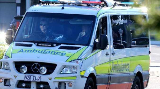 Motorbike rider injured after kangaroo collision