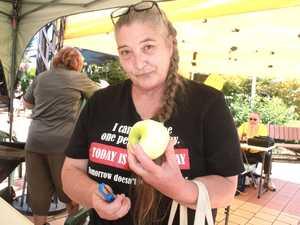 Kerrie Stratford will aim to defend her longest apple