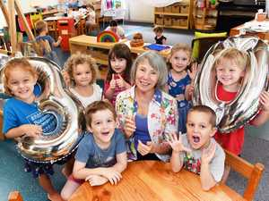 Mrs Wendy Veale celebrates 30 wonderful years she has