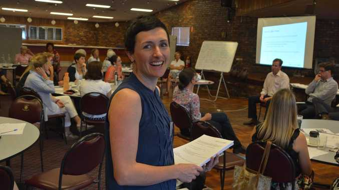 Financial workshop takes on women's poverty