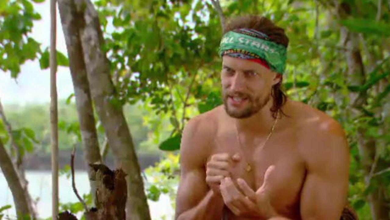 David Genat, a Survivor mastermind.