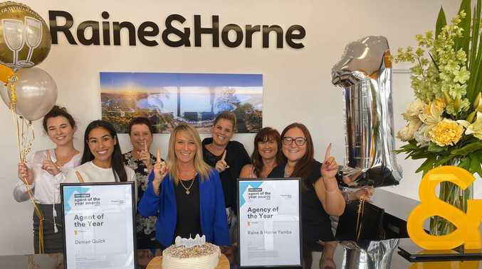 Yamba real estate agency among top 5 per cent in Australia