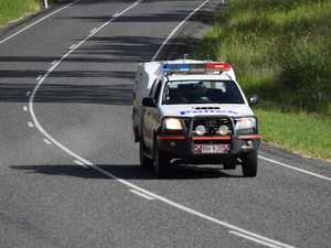 Driver busted 100km over speed limit in rural town