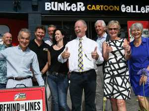 Gallery finances set alarm bells ringing