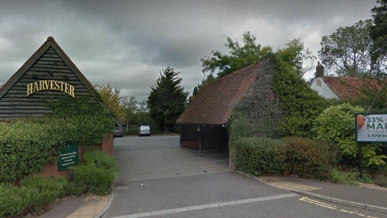 Harvester in Colchester. Picture: via Google Maps