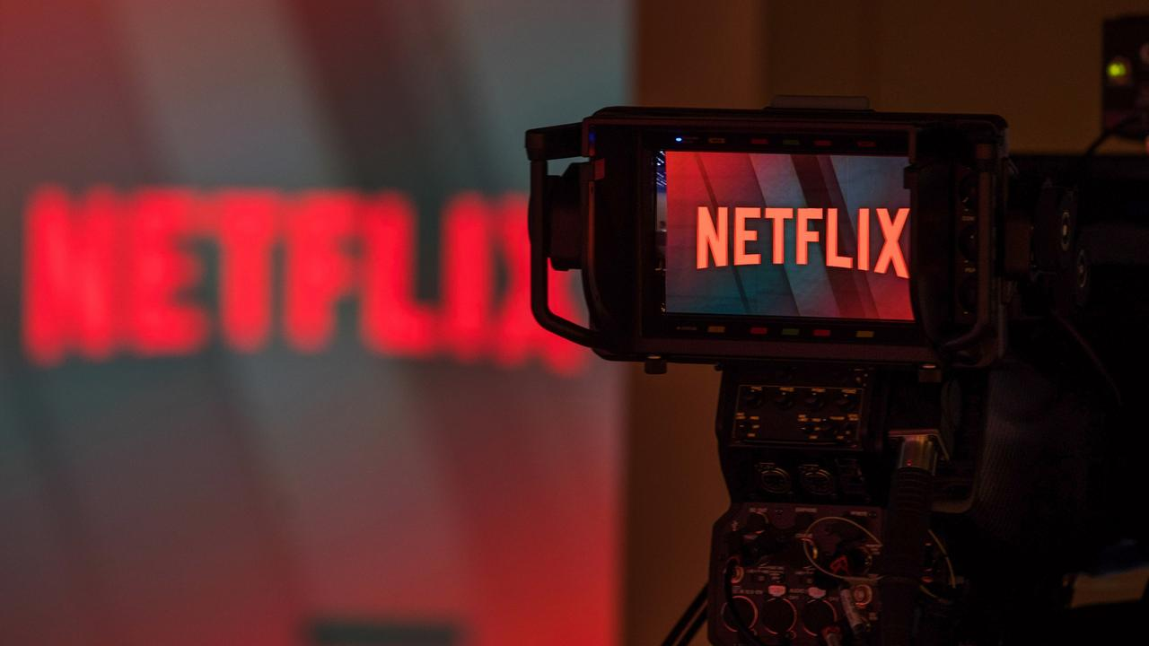 Netflix is increasingly producing its own content as other companies begin withholding their intellectual properties for their own competing streaming platforms. Picture: Chris Ratcliffe / Bloomberg