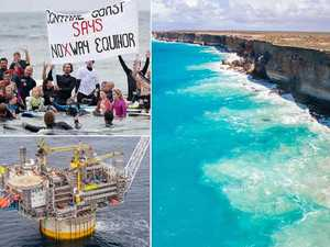 Global oil company scraps Great Australian Bight drill bid