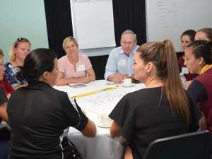 CCCI and community members discuss 2040 vision
