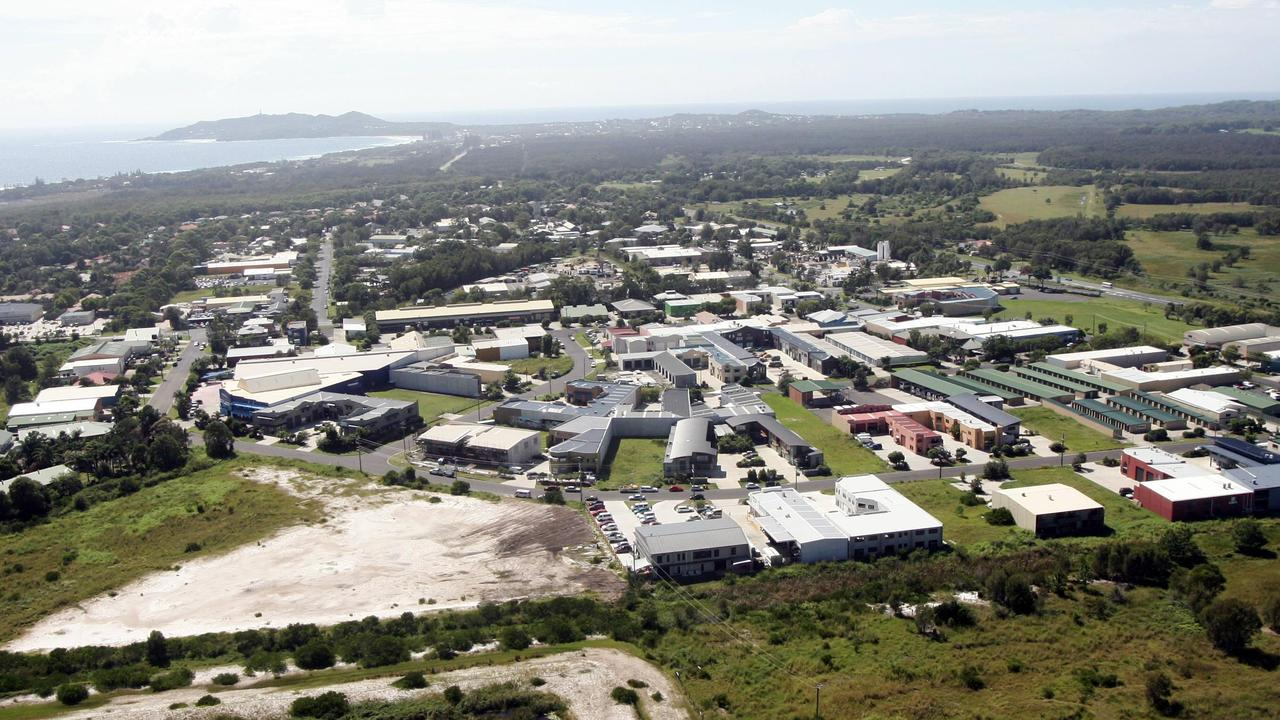 Byron Shire Council has discusses a strategy that earmarks areas that could be suitable for potential future industrial development.