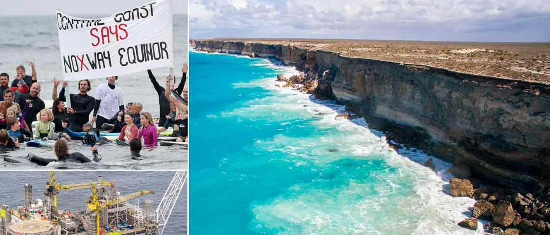 After years of work, another global oil company has pulled out of drilling in the Great Australian Bight, in a move welcomed as a victory for the environment.