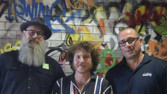 All-out art jam supports bushfire victims