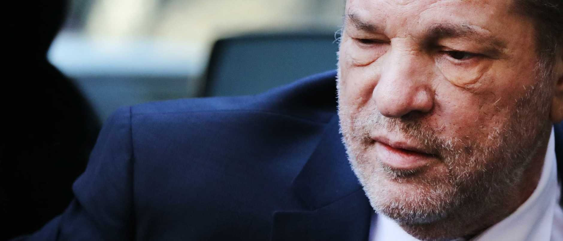 Many people have noted how Harvey Weinstein's health issues were brought to light as his trial progressed.