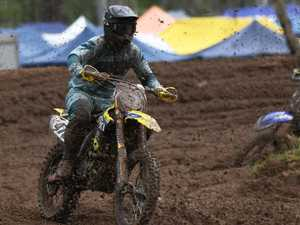 200 riders on track at CQ Motocross Championships