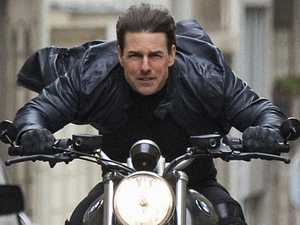 Tom Cruise flees Italy over coronavirus