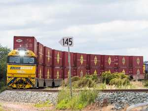 'Bloody oath': Inland rail to Gladstone still in the mix