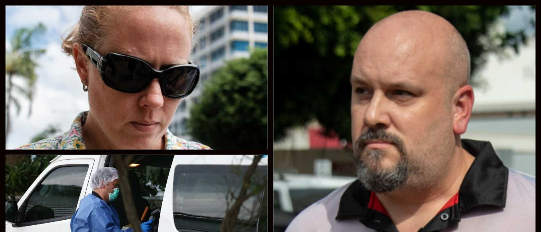 Cairns minibus death pair charged