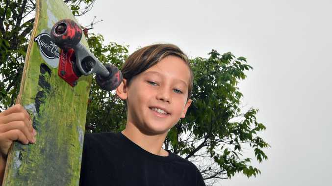 Boy's 'frothing' success from mad new fashion label