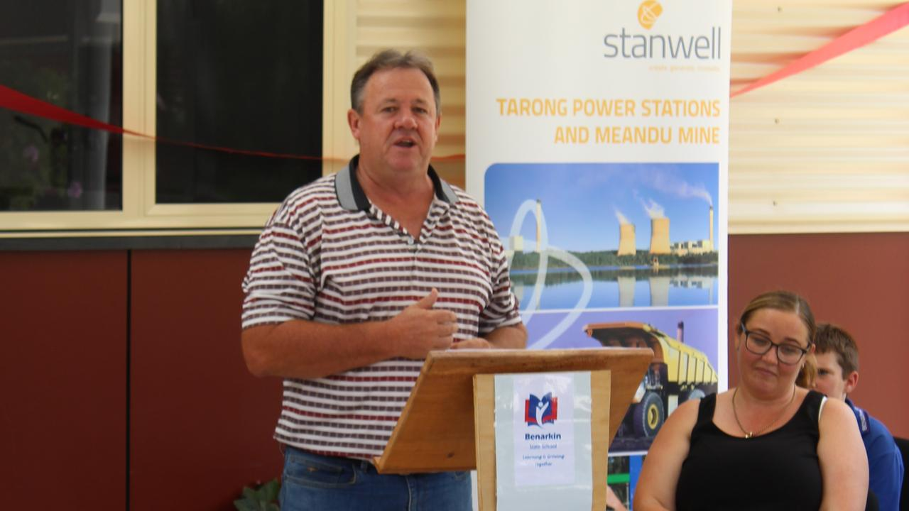 Councillor Gavin Jones spoke about the issue at the February council meeting. Photo: Laura Blackmore