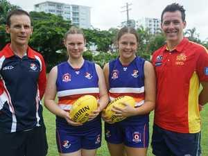 Mackay's first female junior AFL comp begins