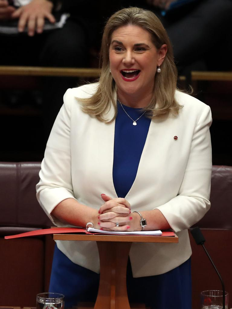 Liberal Senator Hollie Hughes. Picture: Gary Ramage
