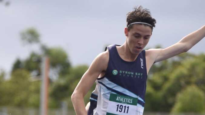 North Coast runner secures titles as state's top U20s steeplechaser