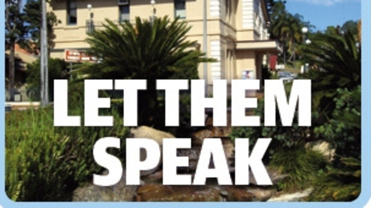#letthemspeak: The Gympie Times is calling for the council to reinstate general business to meetings.