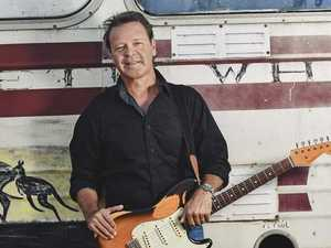 Troy brings a little bit of country charm to Bluesfest