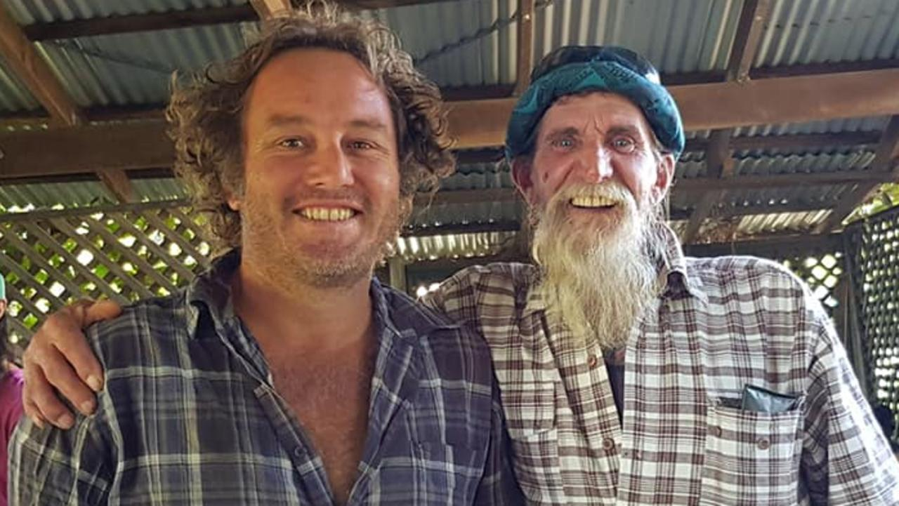 CALL FOR VOLUNTEERS: Luke Matthews and Shine Mietzel are two of the brains behind Mackay's Community Gardens. Picture: Contributed.