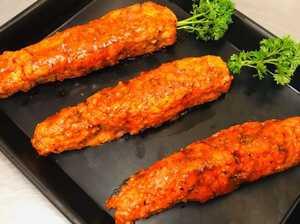 Butcher's 'vegie' item sparks vegan feud