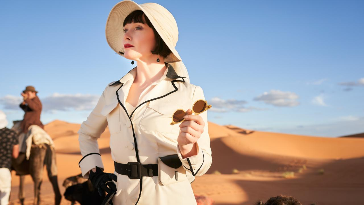 Phryne of Arabia. Picture: Roadshow Films