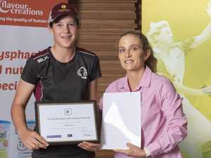 Scholarship a boost for young Mackay cricketer