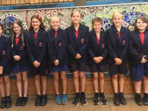 Northern Rivers School Captains